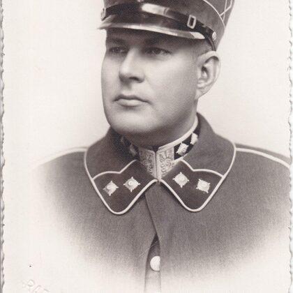 Pirmais policists Neatkarīgajā Latvijā